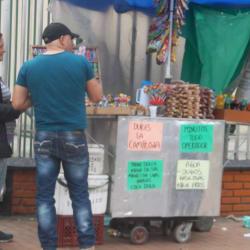 Punto Ambulante Dulces y Jugos La Campeona en Bogotá