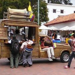 Puesto Ambulante Tinto y Carajillo en Bogotá