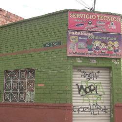 Pañalera consentidos en Bogotá