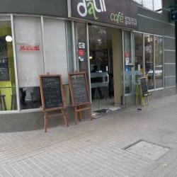 Datil Café en Santiago