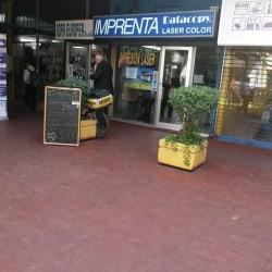 Centros de Copiado Datacopy Ltda en Santiago