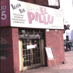 Donde El Pillu en Santiago