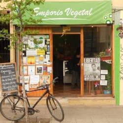 Emporio vegetal en Santiago