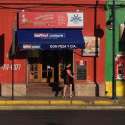 Donpizza en Santiago