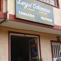 Arreglos Florales Leyvi Colombia en Bogotá