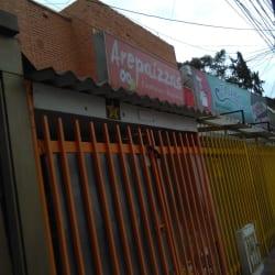 Arepaizzas en Bogotá