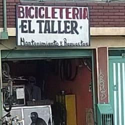 Bicicletería El Taller Mantenimiento en Bogotá