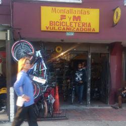 Bicicletería F y M en Bogotá