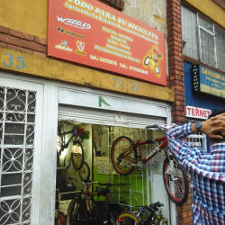 Todo para su Bicicleta en Bogotá