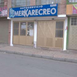 Autoservicio Merkarecreo en Bogotá