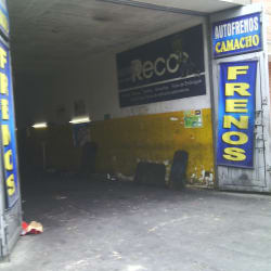 Autofrenos Camacho en Bogotá