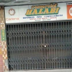 Tienda de Artículos de Papelería Comercial Halabi en Santiago