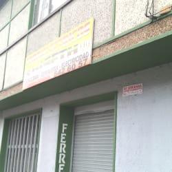 Ferrelectricos Giseth  en Bogotá