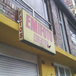 Emifoto Digital en Bogotá