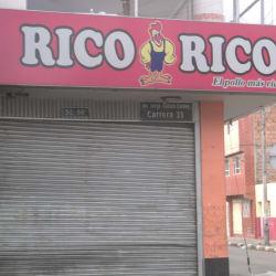 Rico Rico Carrera 33 con 52F en Bogotá