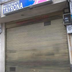 Restaurante Tayrona en Bogotá