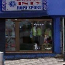 Ropa sport inty en Bogotá