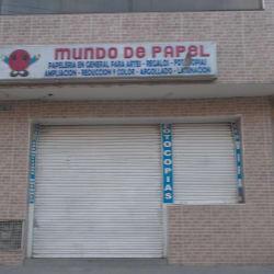 Mundo De Papel en Bogotá