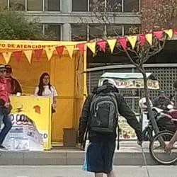 Atención al Usuario 145 Avenida Boyacá con Calle 145 en Bogotá