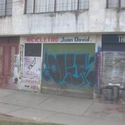Bicicletas Juan David en Bogotá