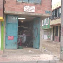 Bicicletería Calle 59 con 97A en Bogotá