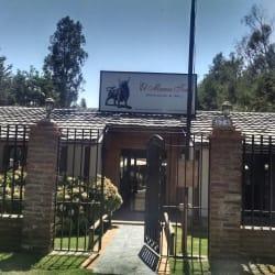el manso toro restaurante en Santiago