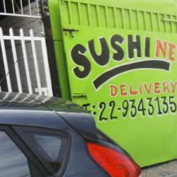 Sushi New en Santiago