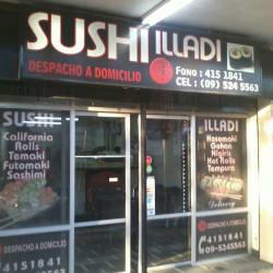 Sushi Illadi - Eyzaguirre en Santiago