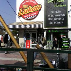 Tío Lukas en Santiago