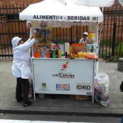 Alimentos y Bebidas en Bogotá