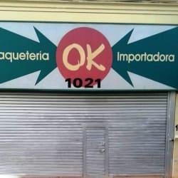 Bisutería Paquetería Ok en Santiago