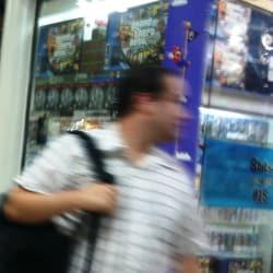 Tienda de Videojuegos 8 bits en Santiago