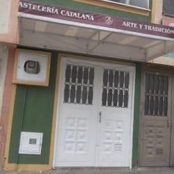 Pastelería catalina en Bogotá