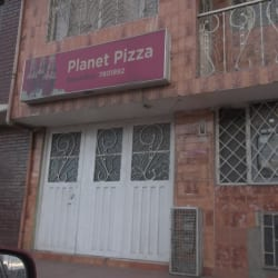 Planet Pizza en Bogotá