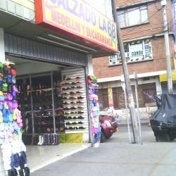 Calzado la 68 en Bogotá