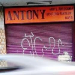Tienda de Bisutería Antony en Santiago