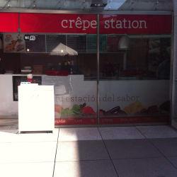 Crêpe Station en Santiago