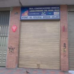 Real comunicaciones venecia en Bogotá