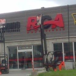 RCA Montacargas en Bogotá