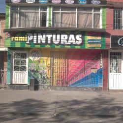 Rami pinturas en Bogotá