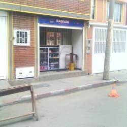 Radsur en Bogotá