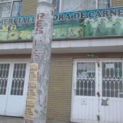 Comercializadora De Carnes G.O.M 2 en Bogotá