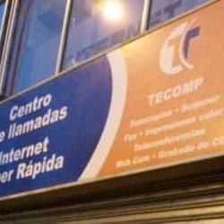 Tecomp en Santiago