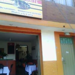 Restaurante Los Balcones de la 82 en Bogotá