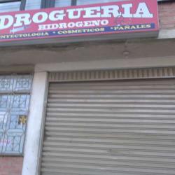 Drogueria Hidrogeno en Bogotá