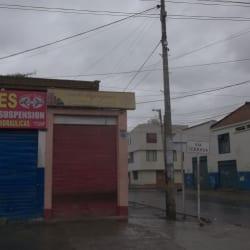 Salehipapas en Bogotá