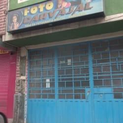Foto Carvajal en Bogotá