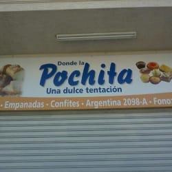 Donde la Pochita en Santiago