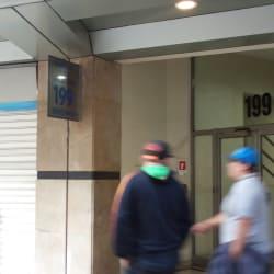 Edificio las bellotas en Santiago