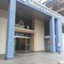 Edificio Médico Alcántara en Santiago